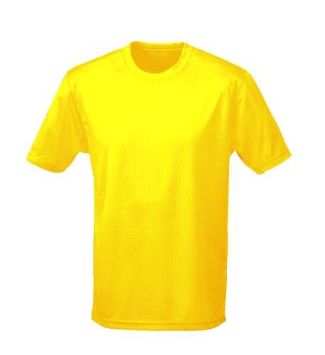 AWDis Cool T-Shirt M Sun Yellow