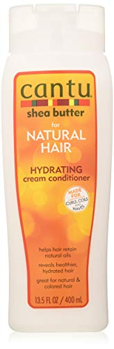 Cantu Shea Butter for Natural Hair Hydrating Cream Conditioner, 13.5 Ounce (07532-12/3EU)