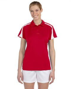 RU LAD TEAM GAME DAY SS POLO (TRUE RED/WHITE) - Day Offers 2014 Thanksgiving