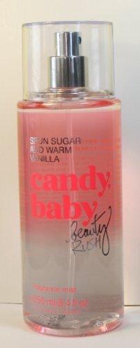 Victoria's Secret Beauty Rush CANDY BABY Fragrance Mist 8.4 FL OZ by Victoria's Secret