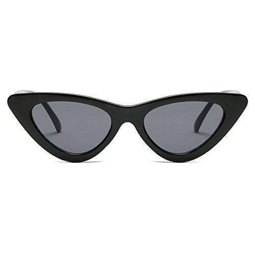 69bb7a792a Kimorn Cat Eye Sunglasses Women Clout Goggles Kurt Cobain Retro Sun Glasses  K0566