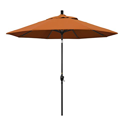 California Umbrella Aluminum Market Sunbrella