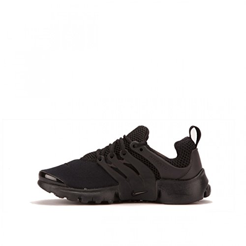 NIKE PRESTO (PS) boys fashion-sneakers 844766-003_3Y – BLACK/BLACK-BLACK