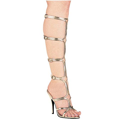 Sexy Adult Costume Shoes - Size 10