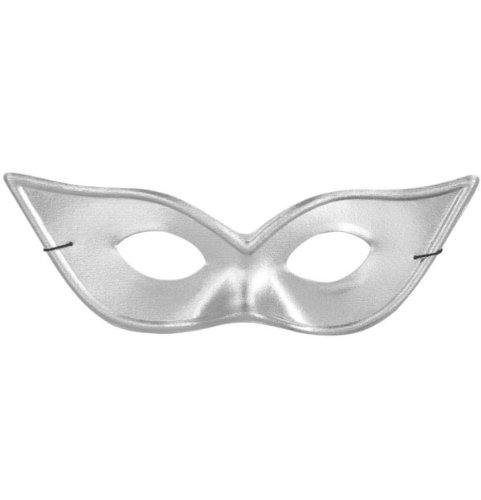 Silver Harlequin Half Mask (Silver Harlequin Half Mask)