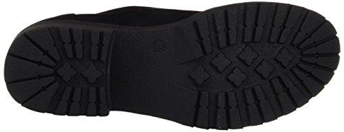 Negro Cordones Mujer Coolway de 000 Blk Oxford para CHERBLU Zapatos ZwBq70t