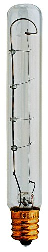 Feit Electric BP40T61/2 40-Watt T6-1/2 Tubular Bulb, Clear