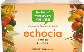Echocia (10g * 90piece) Michio Kushis` Brazil Enzyme for Macrobiotic diet, Fasting diet, Beauty, and Health Old name:Kushi Kouso [Japan import] by PRESIDENT NATURAL INDUSTRIAL CORP