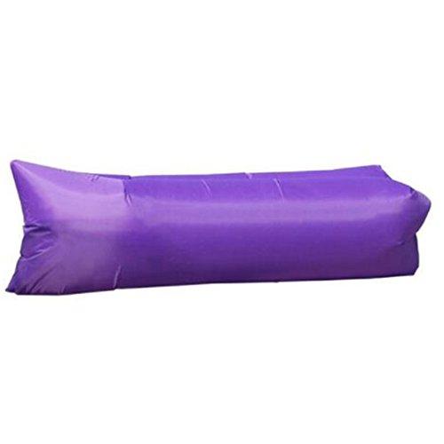 Sdfgar Home Air Foldable Gas Lazy Sofa Bed Sunshine Beach