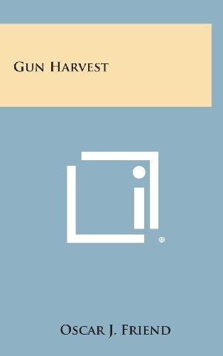 book cover of Gun Harvest