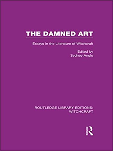 com the damned art rle witchcraft essays in the the damned art rle witchcraft essays in the literature of witchcraft 1st edition