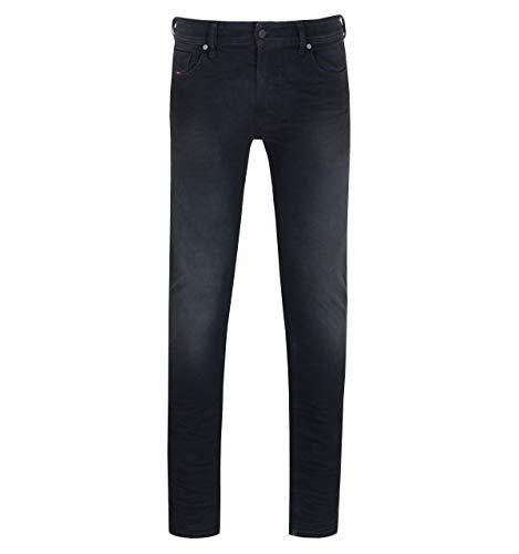Diesel Men's Sleenker Trousers 842Q, Denim, 38 X 32