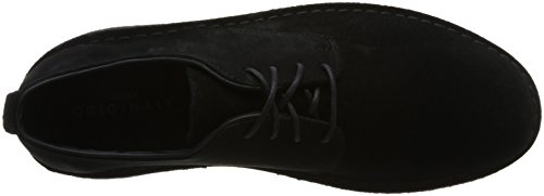 Desert Black London Mens CLARKS Shoes Suede Originals TEOnqwf
