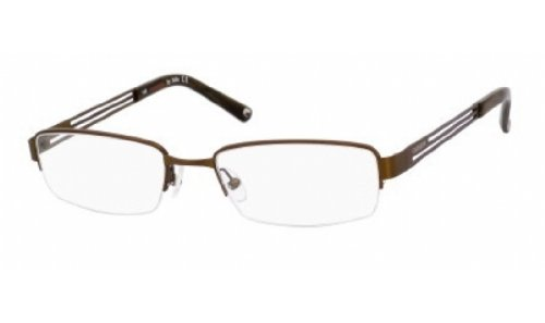 Carrera 7596 Eyeglass Frames CA7596-05BZ-5418 - Brown Frame Lens Diameter 54mm Distance Between