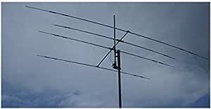 Antena Trapezoidal 5 Bandas 10-12-15-17-20m 4 Elementos PST ...