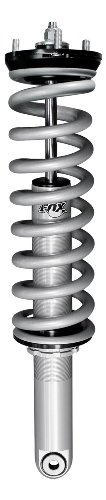Fox Shocks 985-02-103 Fox 2.0 Performance Series Coil-Over IFP Shock; Aluminum; Extended 20.66 in.; Collapsed 16.04 in.; Stroke 4.62 in.;
