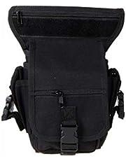 Drop Leg Bag Motorcycle Outdoor Bike Cycling Thigh Pack Waist Belt Tactical Bag Multi-purpose - 2724342202677