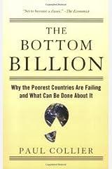 THE BOTTOM BILLION Paperback