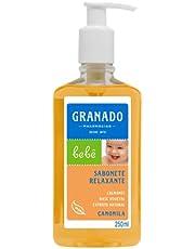 Sabonete Liquido Bebe Camomila, Granado, 250ml