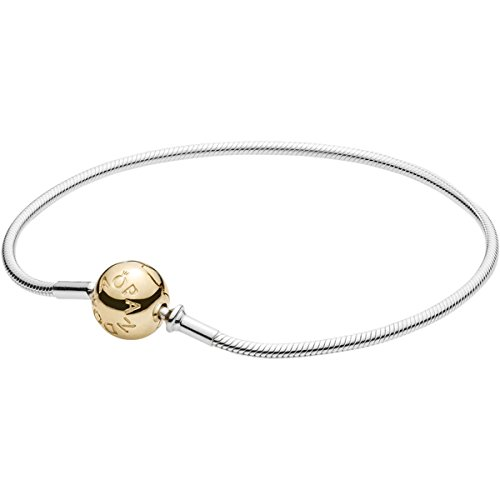 Pandora - Bracelet - Or 2 couleurs - 17 cm - 596003-17