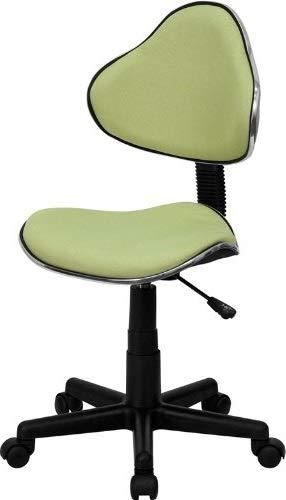 DK Furniture Avocado Fabric Ergonomic Swivel Task Chair