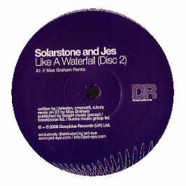 Solarstone Feat Jes / Like A Waterfall (Disc 2)