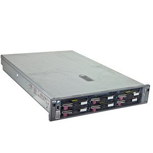 HP Proliant DL380 G4 2x3.2GHz Server with 8GB 3x73GB / RAID 10K SCSI Hard Drives No OS