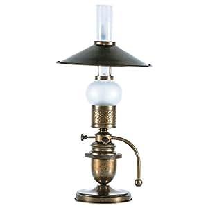 Lustrarte Iluminacao Wood Acid Earth Table Lamp - Lus/058-m-0689