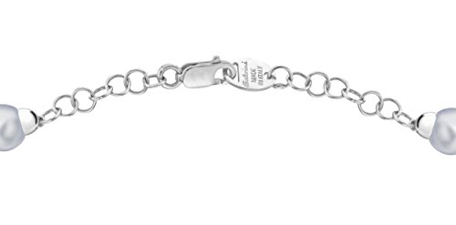 Salvini by Damiani Group - Bracelet - Or blanc - Diamant/Perle - 46.0 cm - 20048565
