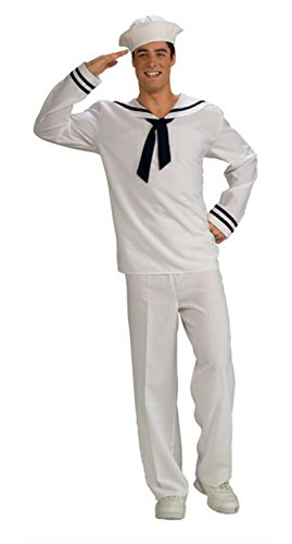 Anchors Aweigh Adult Costume -