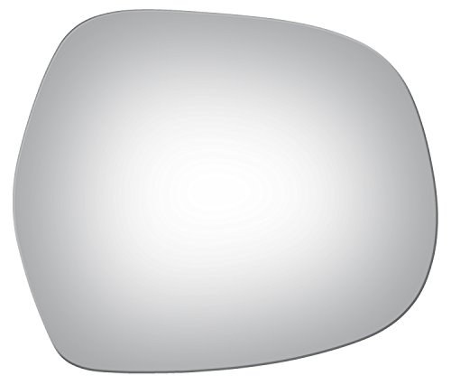 Burco 5102 Convex Passenger Side Replacement Mirror Glass (Mount Not Included) for 2003-2009 Toyota 4-Runner (2003 2004 2005 2006 2007 2008 2009)