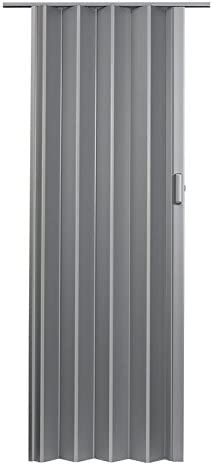 LTL Home Products EL4896S Elite Interior Accordion Folding Door 48\  x 96\   sc 1 st  Amazon.com : accordin doors - pezcame.com