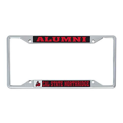 license plate frame cal alumni - 8