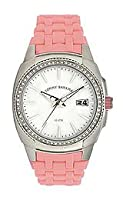 Tommy Bahama RELAX Women's RLX4015 Reef Diver Diving Look with Stones Pink Watch by Tommy Bahama RELAX
