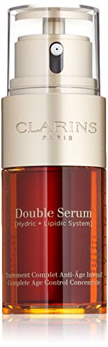 Clarins Double Serum (Hydric + Lipidic System) Complete Age Control Concentrate 14967 50ml/1.6oz from Clarins