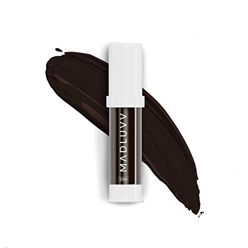 - Madluvv Darkest Brown 114 - Best Microblading Pigment for Perfect Brows, Microblading Pen Supplies, Professional Medical-Grade Tattoo Ink, Works with Permanent Makeup Machine, 10 ml Bottle