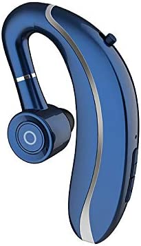 KHFU Wireless On-Ear Headphones BT5.0 Bluetooth Earphones Stereo Headphones Sports Headphone with Mic Headset Earbud Headphones (13-Blue)