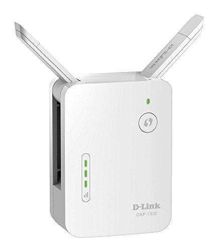 D-Link N300 Wireless WiFi Range Extender (DAP-1330) by D-Link