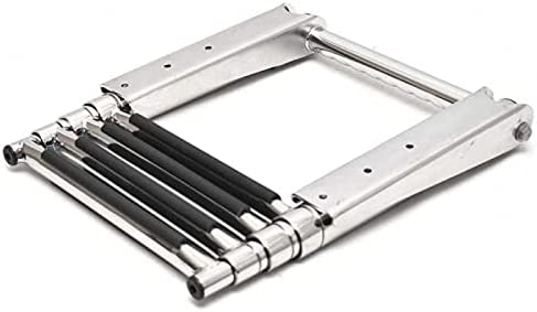 Stainless Steel 4 Step Boat Ladder