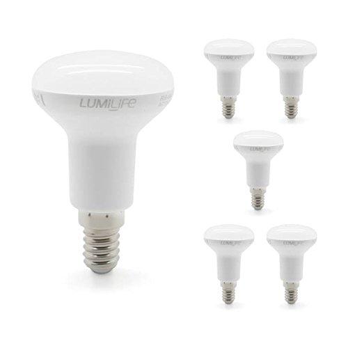 Lumilife 5w E14 R50 Led Reflector Bulb 5 Pack Warm White 35w