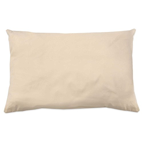 NaturePedic Organic Cotton/Kapok Pillow- Low Fill-King