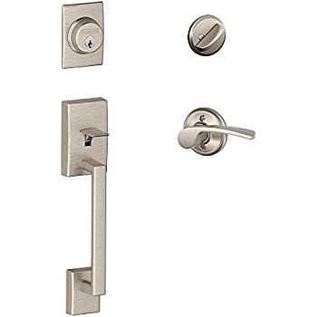 Schlage Lock Company Century Single Cylinder Handleset And