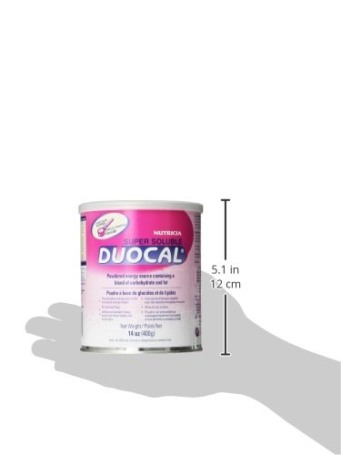 Duocal, Unflavored,  14.1 Ounces/400 Grams - (1 Can)