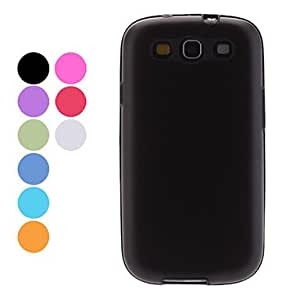 Durable Aluminium Alloy Hard Case for Samsung Galaxy S3 I9300 (Assorted Colors) , Gold