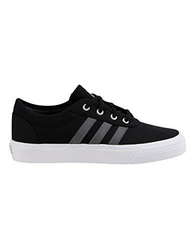 - adidas Originals Unisex adi-Ease Sneaker Black/Grey/White 4 M US Big Kid