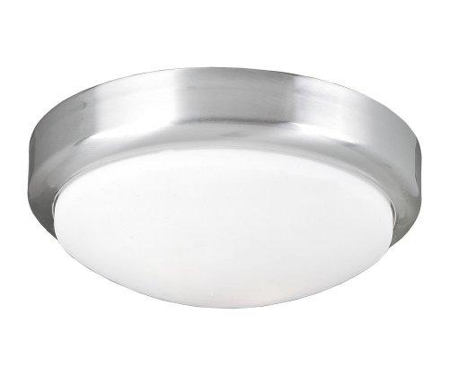 World Imports Lighting 9302-37 Beyond Modern 2-Light Flush-Mount Ceiling Fixture, Brushed Nickel - Beyond Modern Pendant Lighting