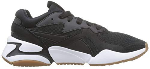 90's Negro Mujer Zapatillas Nova Puma Black Bloc Wn's Black puma Para puma F1qqOw5