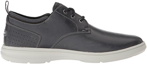 Rockport Mens Zaden Plain Ox Oxford Dark Shadow