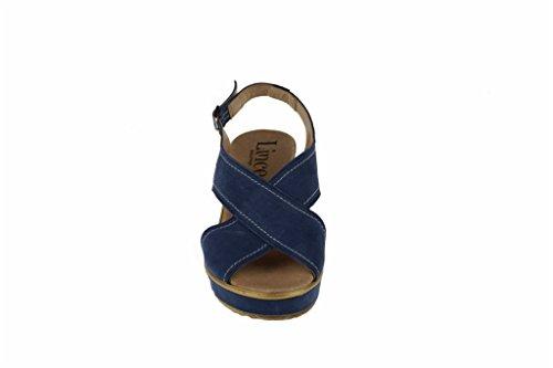 Lince Sandales Encre Bleu Shoes Shoes Sandales Bleu Lince Lince Encre 5r5qBw