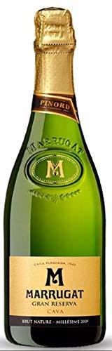 Vino Blanco Espumoso Marrugat Gran Reserva Cava caja de 6